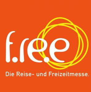 f.re.e - Reise- und Freizeitmesse München Logo