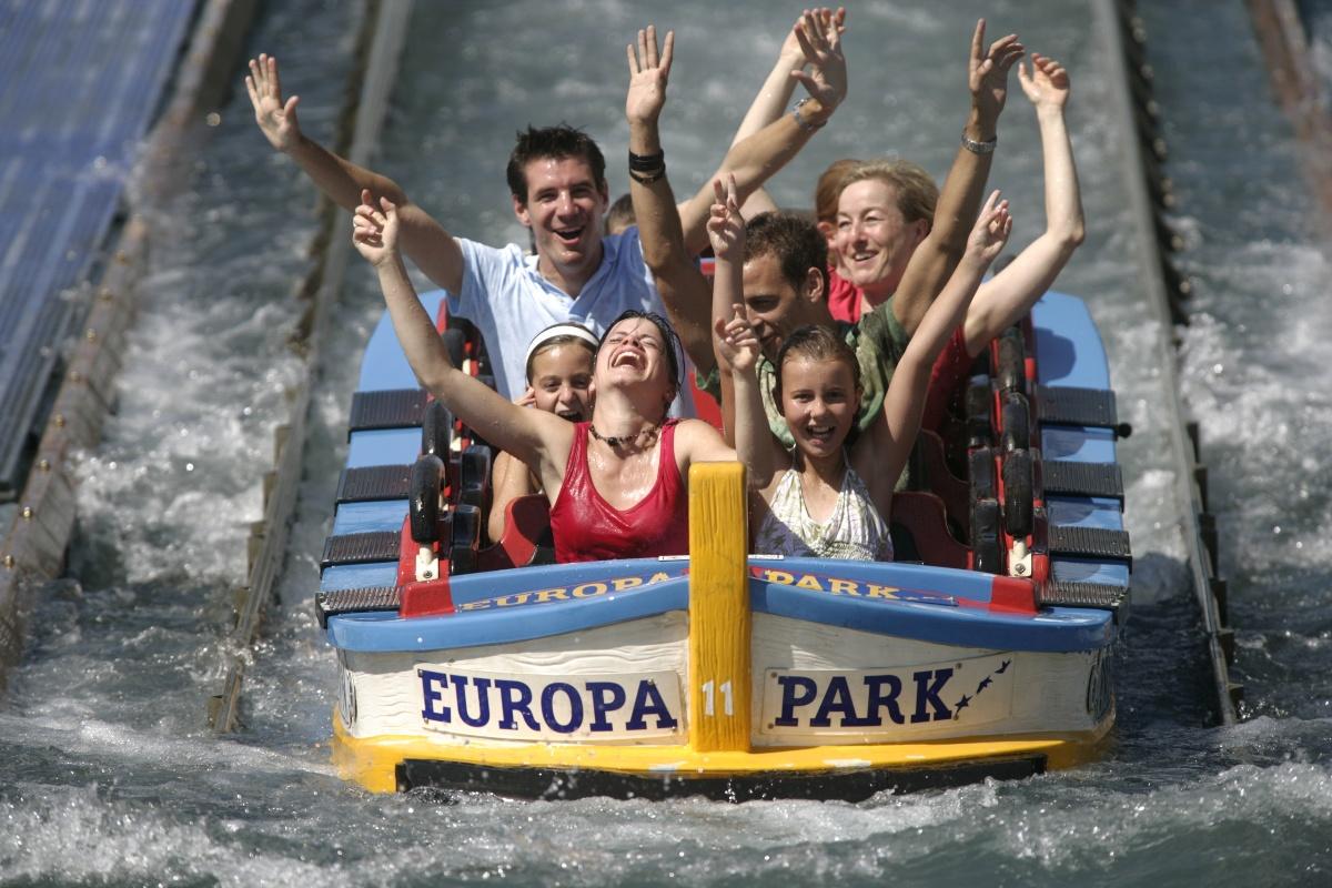 Poseidon im Europa-Park - Freizeitparks