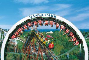 Nessie und Rasender Roland im Hansa-Park - Freizeitparks