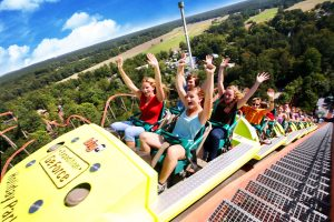 Expedition GeForce im Holiday Park - Freizeitparks