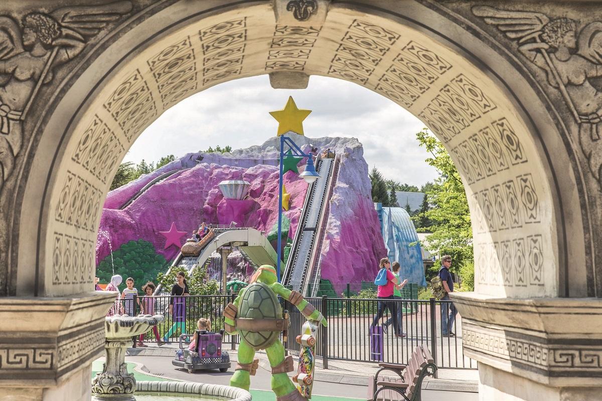 Doras Big River Adventure im Movie Park Germany - Freizeitparks
