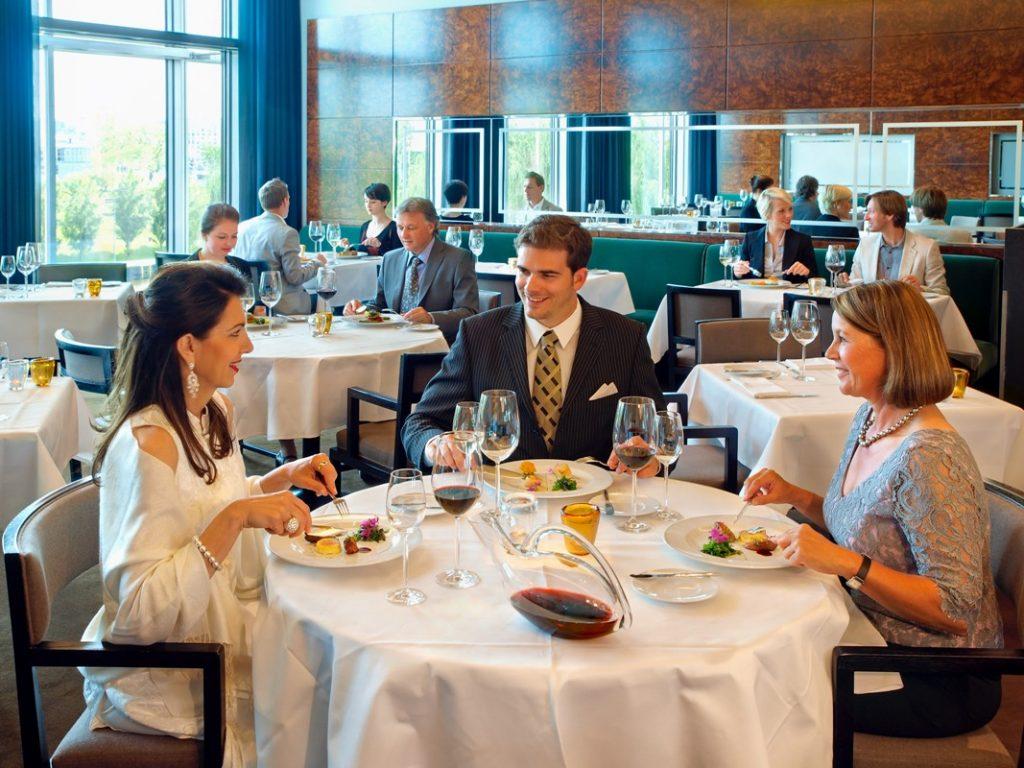 Restaurant Chardonnay - Mobil und Genuss