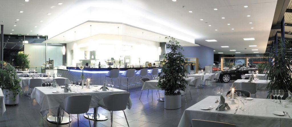 Restaurant Mille Miglia - Mobil und Genuss