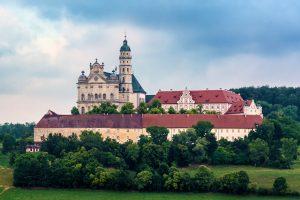 Kloster Neresheim - Albschäferweg