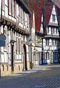 Herford Altstadt - Hansaweg