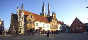 Altstadt von Lemgo - Hansaweg