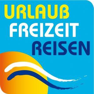 Messe Urlaub Freizeit Reisen Friedrichshafen Logo