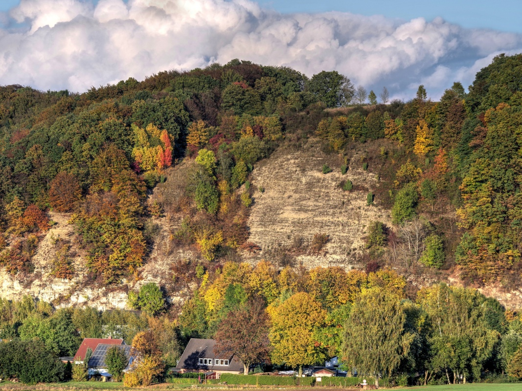 Extertal im Weserbergland - Hansaweg