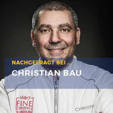 Portrait Christian Bau