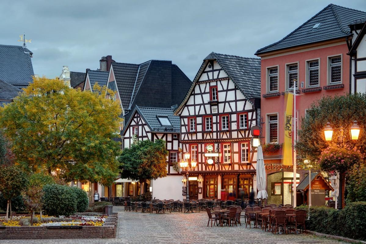 Eifel mit Ahrtal | Aachen mit Umland