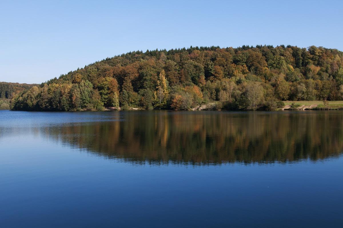Freilinger See - Ahrsteig