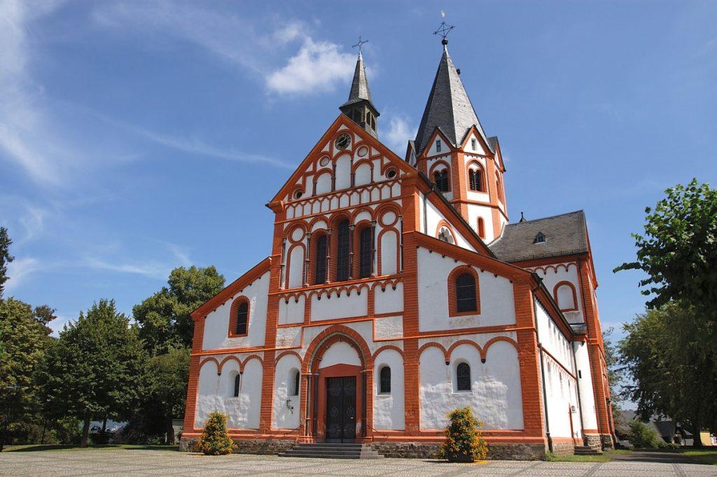 Stadtpfarrkirche St. Peter Sinzig - Ahrsteig