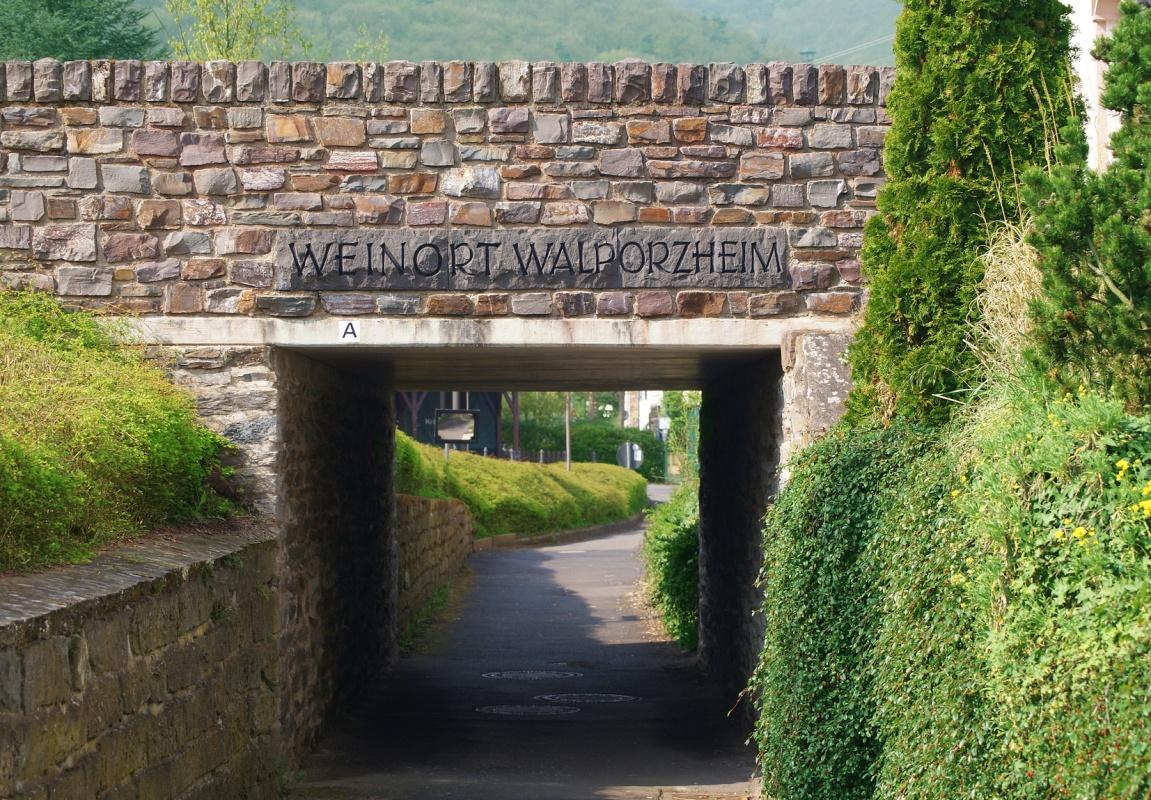 Weinort Walporzheim - Ahrsteig