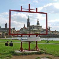 Dresden Canaletto Rahmen