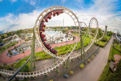 Big Loop im Heide Park Soltau - Freizeitparks