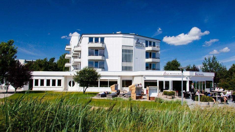 Hotel Bene auf Fehmarn - Just the two of us