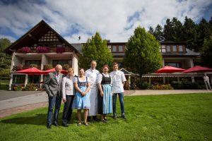 Kurzurlaub im Sauerland im Hotel Kleins Wiese