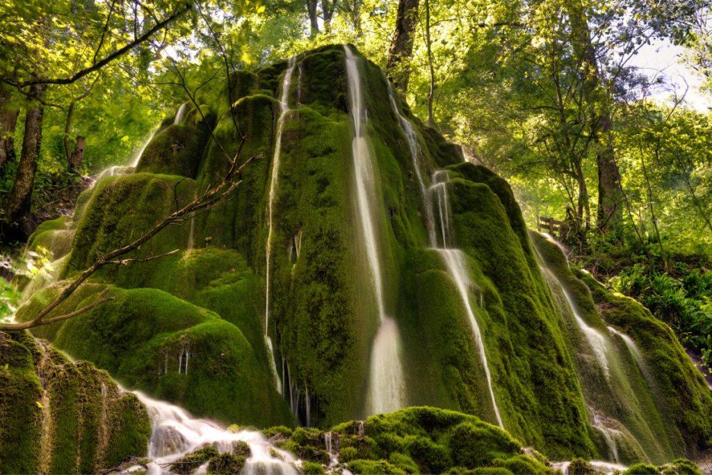 Gütersteiner Wasserfall - Uracher Wasserfallsteig