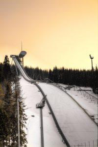 Vogtlandarena Klingenthal - Vogtland Panorama Weg