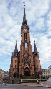 Pfarrkirche Mylau - fotolia.com