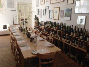 Hammers Weinkostbar Verkostungszimmer - Weinbars