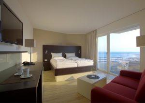 Hotel Bene Fehmarn, Zimmer