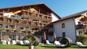 Königliche Verwöhn-Pauschale im Biohotel Eggensberger in Füssen