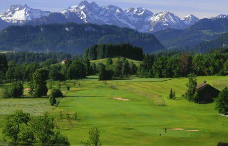 Golfplatz Sonnenalp, Parkhotel Frank Oberstdorf