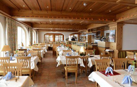 Restaurant, Biohotel Eggensberger