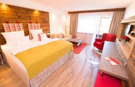 Doppelzimmer, Parkhotel Frank Oberstdorf