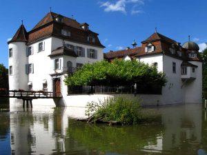 Schloss Bottmingen bei Basel