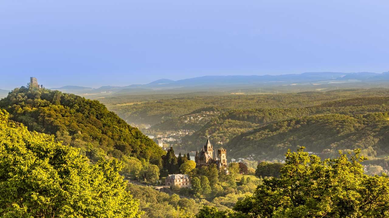 Drachenfels - Am Bergischen Weg