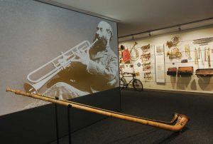 Ausstellung im Museum Klingende Sammlung