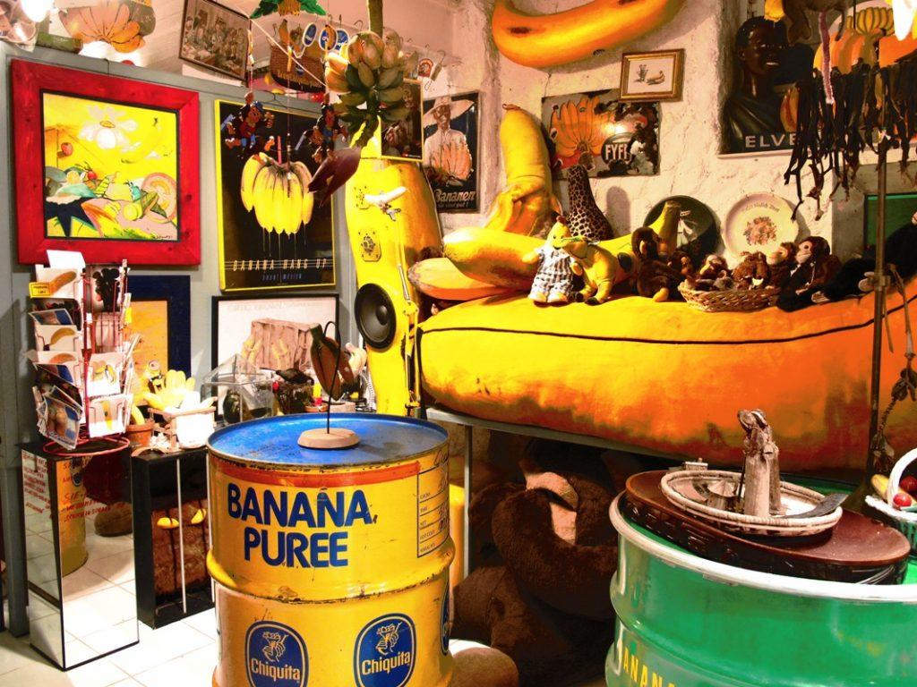 Erstes Deutsches Bananenmuseum - Food-Museen