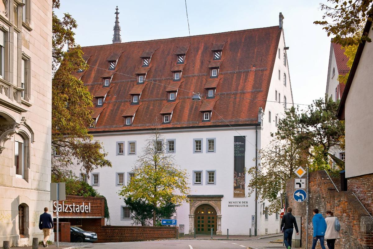 Museum der Brotkultur Ulm - Food-Museen