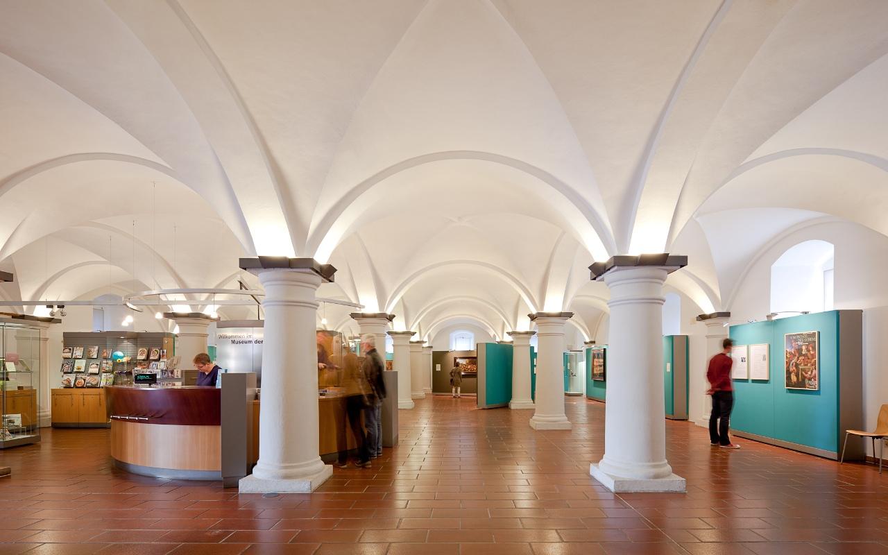 Museum der Brotkultur Ulm, Erdgeschoss - Food-Museen