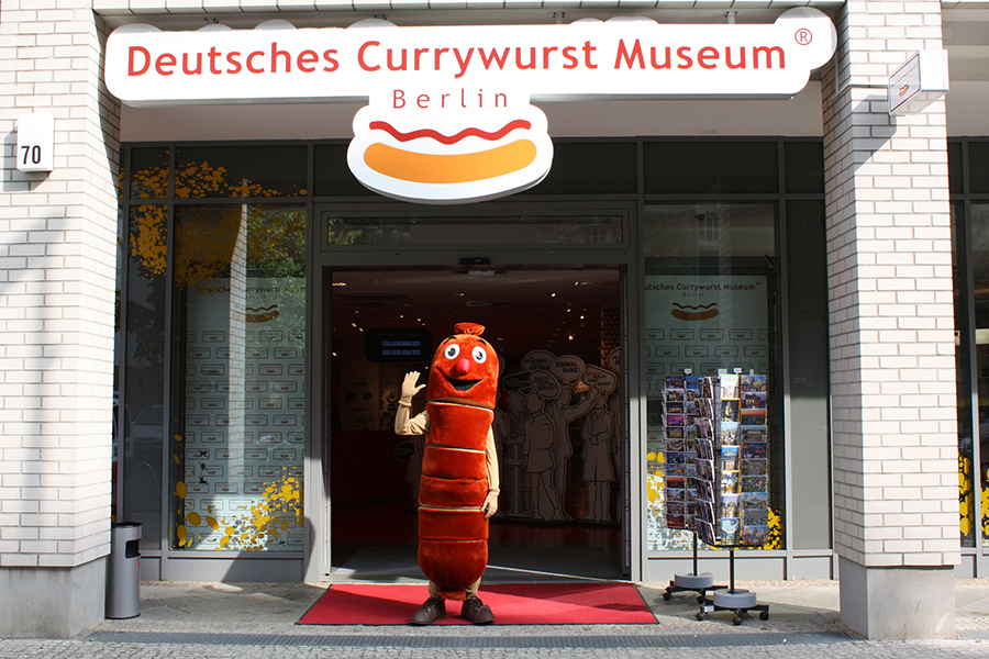 Deutsches Currywurst Museum Berlin - Food-Museen