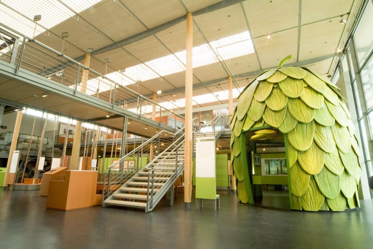 Deutsches Hopfenmuseum Wolnzach - Food-Museen