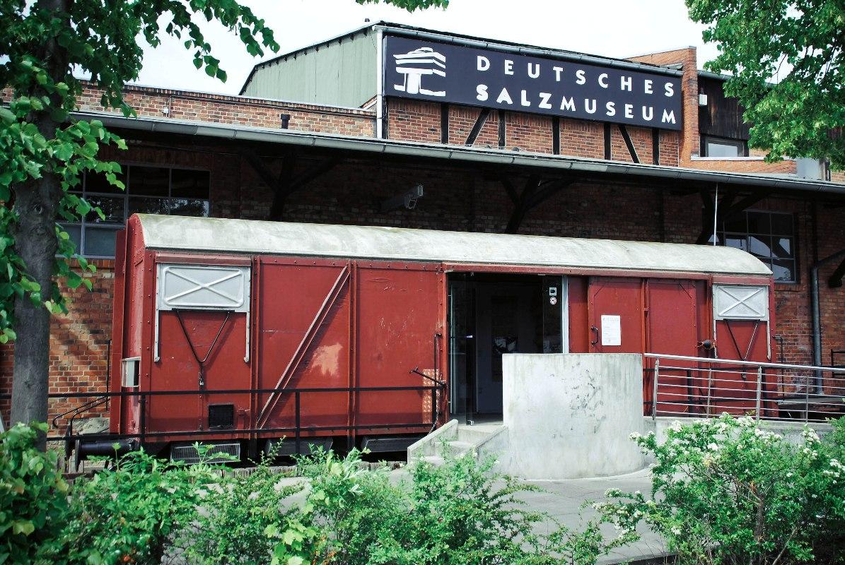 Deutsches Salzmuseum in Lüneburg - Food-Museen