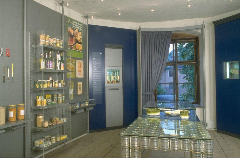 Europäisches Spargelmuseum Schrobenhausen - Food-Museen