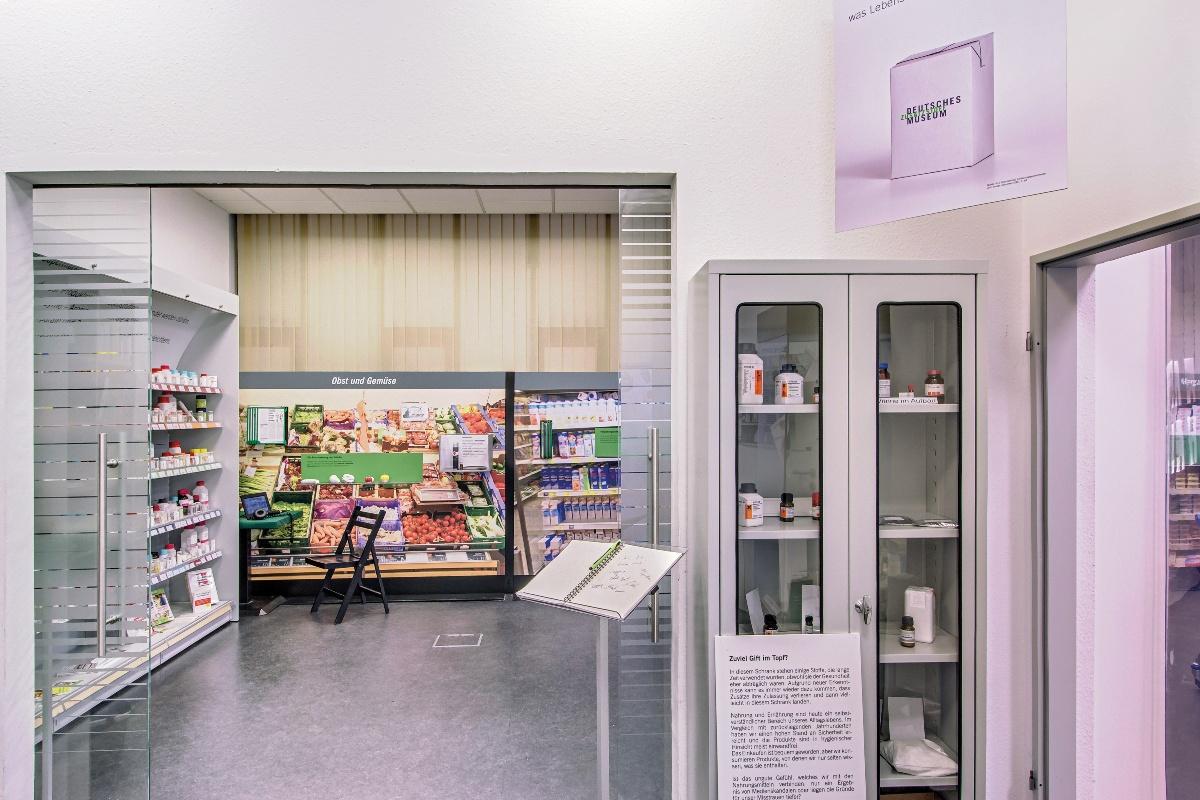 Deutsches Zusatzstoffmuseum - Food-Museen