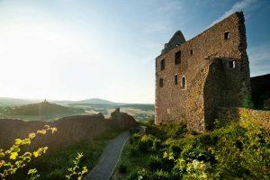 Burg Gleiberg - Lahnwanderweg