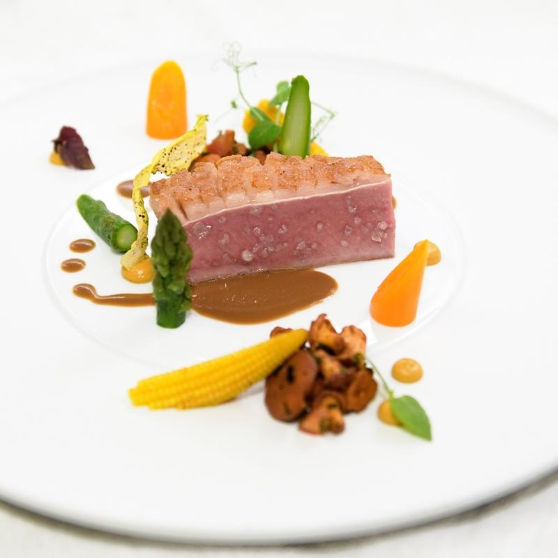 Foodbild Marc Rennhack, Sterneck