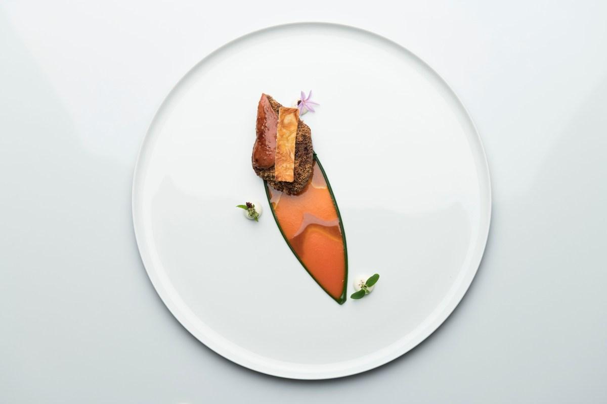 Foodbild Sven Elverfeld, Aqua