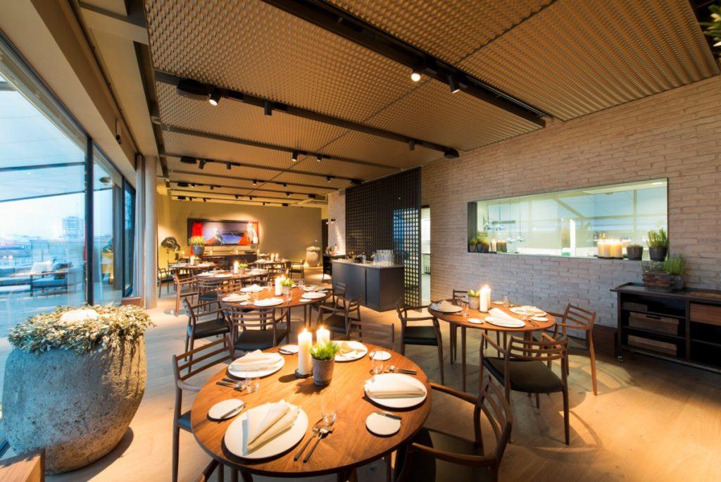 Restaurant Opus V Mannheim