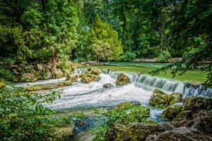 Englischer Garten, München - Parks und Gärten Deutschlands