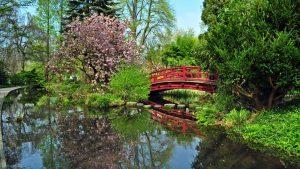 Japanischer Garten, Leverkusen - Parks und Gärten Deutschlands