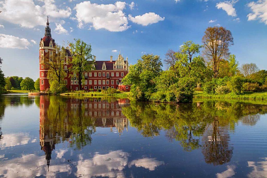 Muskauer Park, Oberlausitz - Parks und Gärten Deutschlands