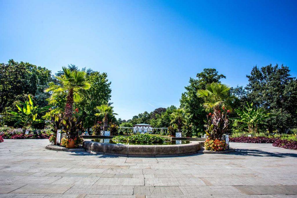 Palmengarten, Frankfurt - Parks und Gärten Deutschlands