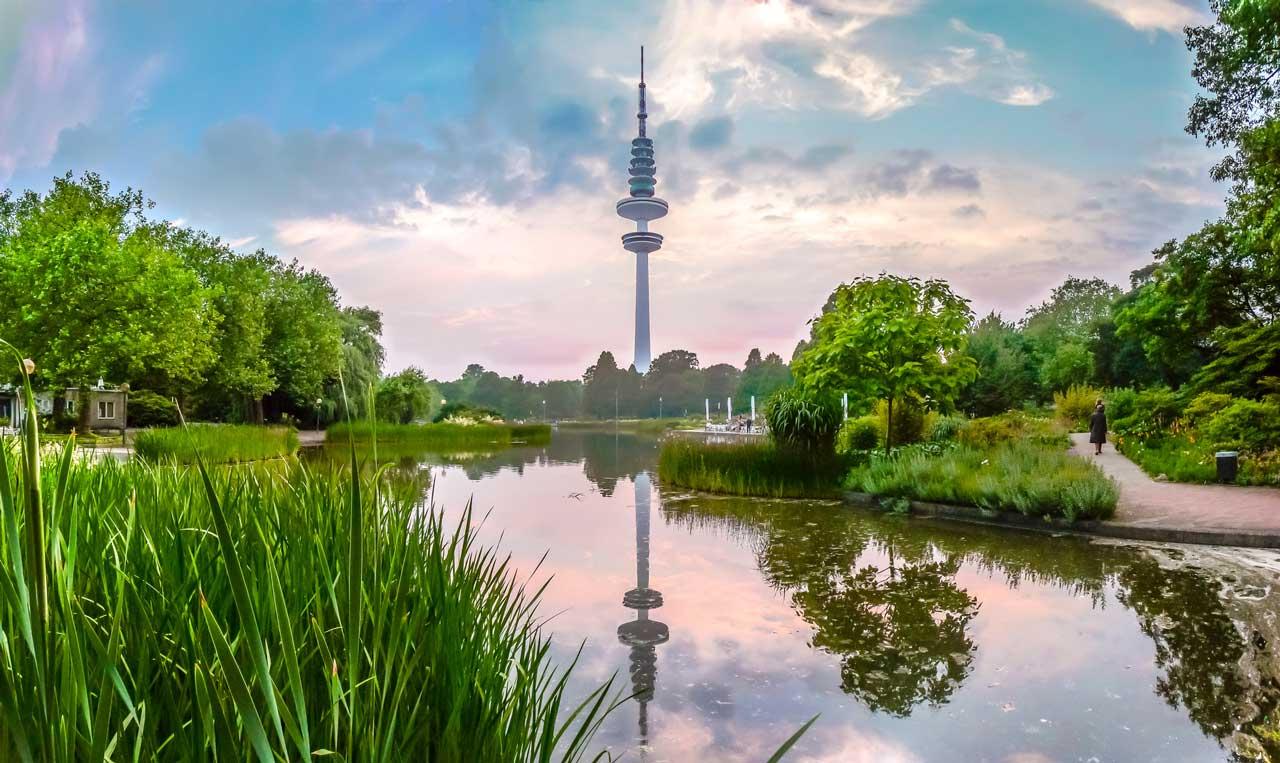 Planten un Blomen, Hamburg - Parks und Gärten Deutschlands